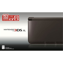 Nintendo 3ds Xl - Preto