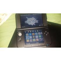 Nintendo 3ds Xl + 2 Jogos