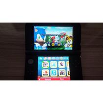 Nintendo 3ds Xl Usado Edição Mario Kart 7