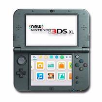New 3ds Xl Nintendo Preto Original
