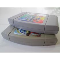 Pokemon Stadium 64 1 & 2 Original Nintendo P/ Nintendo 64