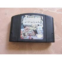 Scooby Doo Classic Creep Capers Nintendo 64 Game