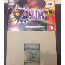 The Legenda Of Zelda Majora´s Mask Ediçâo De Colecionador