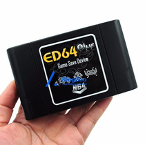 Ed 64 Plus Nintendo 64 Flashcard Everdrive Cartucho 2016