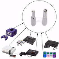 2 Chaves Gamebit 3,8mm + 4,5mm - Cartucho Console Snes N64
