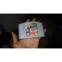 Mickeys Speedway Usa Para O Nintendo 64 Funcionando 100%.