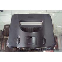 Console Nintendo 64 N64 Apenas O Console
