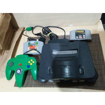 Nintendo 64 Com Jogos