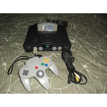 Nintendo 64 + 1080º Snowboarding + 1 Controle + Cabo E Fonte