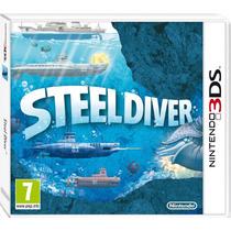 Stelldiver Game Nintendo 3ds Lacrado!!!