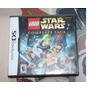 Capa Lego Star Wars - The Complete Saga Nintendo Ds