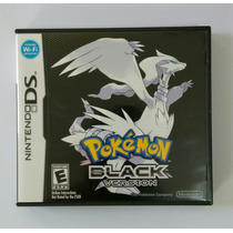 Pokemon Black Ds Dsi 3ds 2ds Original Americano