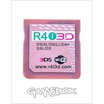 R.4 Com 400 Jogos Para Ds/dsi/dsixl Ds3d/ds2dcom Cartao De8g