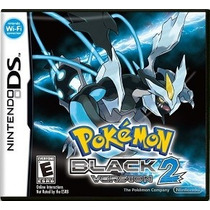 Pokemon Black Version 2 Para Nintendo Ds,dsi