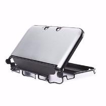 Capa Protetora De Alumínio Para Nintendo 3ds Xl/ll - Cinza