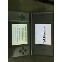 Nintendo Ds Lite Praticamente Novo