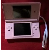 Nintendo Ds Lite Rosa - Console Original.