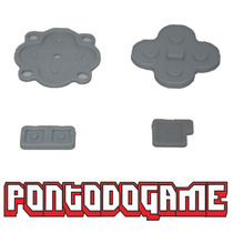 Kit Borracha Para Nintendo Dsi Xl
