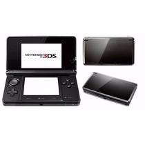 Nintendo 3ds Preto Pronta Entrega Novo S/ Caixa Envio Já