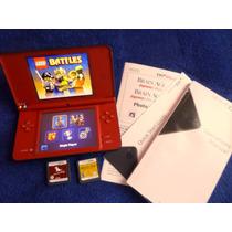 Nintendo Dsi Edição De Aniver 25 Anos Super Mario Bros