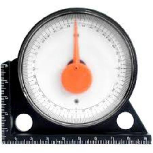 Nivel Inclinometro Com Base Magnetica P/antena Parabolica