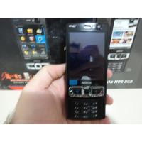 Nokia N95 8gb Original Lacrado Anatel Wi-fi Gps 3g 5mp Nota