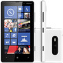 Smartphone Nokia Lumia 820 Windows Phone8 1.5ghz Branco