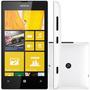 Nokia Lumia 520 Novo, Branco, Desbl, Nf, Garantia