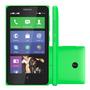 Nokia X Dual Sim 4gb Verde Dual Core 1ghz 3mp Desbloqueado