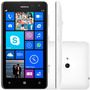 Nokia Lumia 625 Branco 4g Cam 5mp 8gb Windows 8.1 Gps