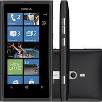 Celular Nokia Lumia 800 Windows Phone 7.5 Novo Desbloqueado