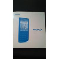 Manual Do Celular Nokia X3-02