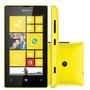 Smartphone Nokia Lumia 520 Tela 4.0 1 Sim 3g 8gb Amarelo