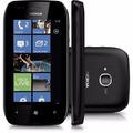 Nokia Lumia 710 Preto 8gb Windows Phone 7.5, 1.4ghz, 3g, Gps