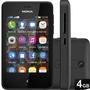 Smartphone Nokia Asha 501 Dual Sim Desbloqueado Preto