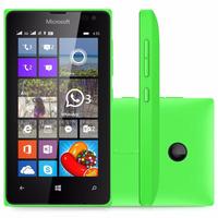 Celular Microsoft Lumia 435 Dual Sim Dtv Verde Loja Oficial