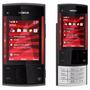 Nokia X3-00 Preto Câmera 3 Mp Rádio Fm Mp3 Caixa Som Incluso