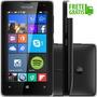 Smartphone Lumia 532 Dtv Dual 8gb Preto Parcelado S/ Juros
