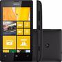 Nokia Lumia 520 Preto Windows 8 Câm 5mp 3g Wi-fi I Vitrine