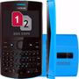 Nokia Asha 205 Dual Chip - Preto C/ Garantia, Semi Novo