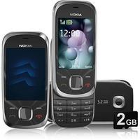 Celular Nokia 7230 Novo Nacional!nf+2gb+fone+garantia!