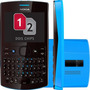Nokia Asha 205 2 Chips Qwerty Mp3 Facebook