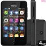 Celular Smartphone Nokia 501 Tela Tft 2g Preto Nf-e 2 Chips