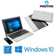 Notebook 2 Em 1 Positivo Duo Intel Atom Zx 3040