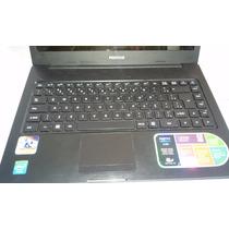 Notebook Positivo Unique S191 Celeron, 2gb,320gb - Defeito