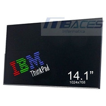Tela Lcd Para Notebook Ibm Thinkpad T43 Usado