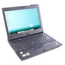Notebook Lenovo X200 Core 2 Duo P8600 2gb Hd 320gb Wi-fi