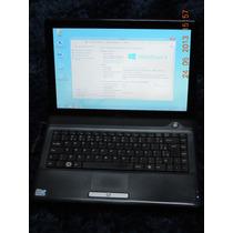 Notebook Philco Dual Core, 4gb Ram Hd 320gb. Aceito Trocas
