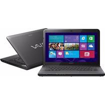 Notebook Sony Vaio I3 4gb 500gb Windows 8
