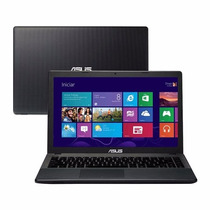 Notebook Asus Intel Celeron 2gb 500gb Led 14 Windows 8